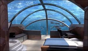 Подводная гостиница во Флориде
