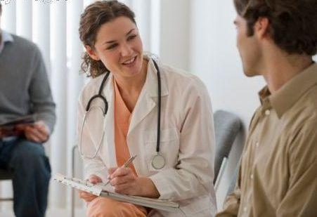 Организация медицинской службы