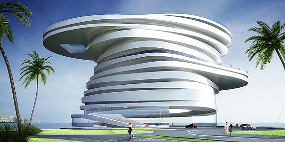 10 самых высокотехнологичных отелей