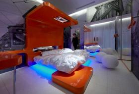 Миланский отель ломает стереотипы о гостиницах