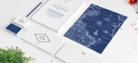 Средиземноморский фирменный стиль от DDC Creative Lab