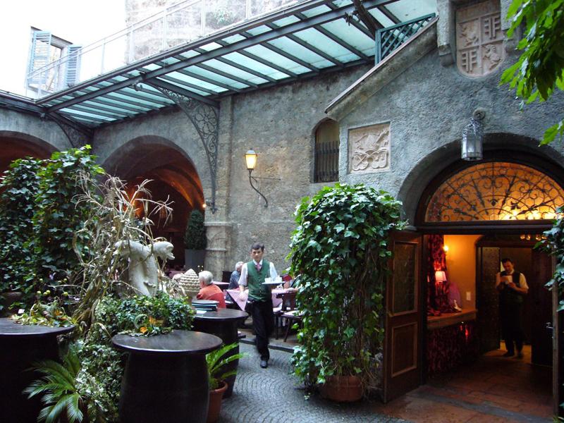 St.-Peter-Stiftskeller-Restaurant