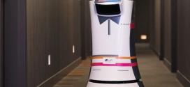 В отелях сети Aloft гостей будет обслуживать робот-дворецкий