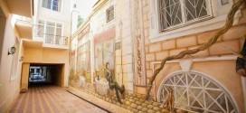 В сеть Premier Hotels вошел отель с самой большой фреской в Украине