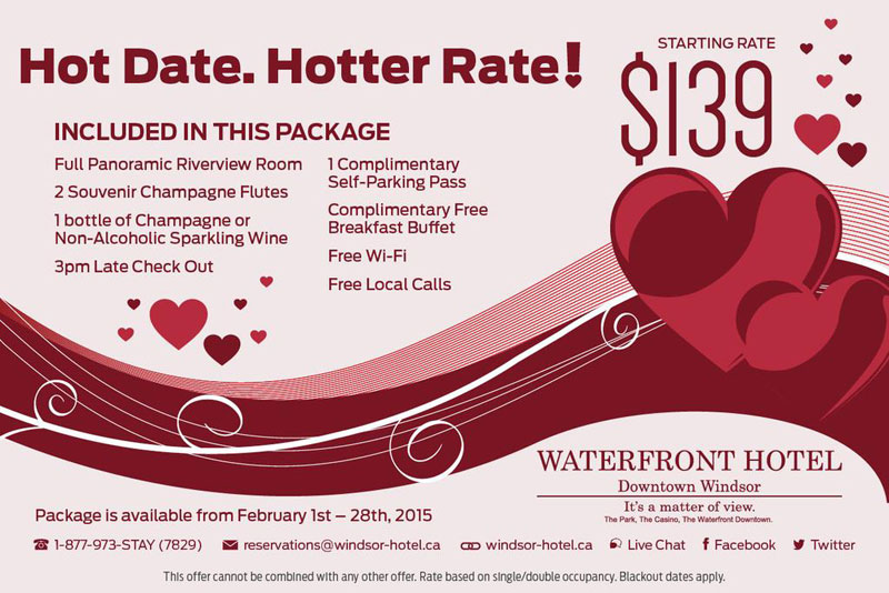 valentines day deals swans hotel brewpub - Valentine Day Hotel Specials