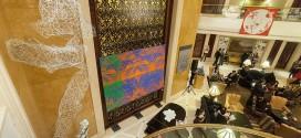 Открытие арт-проекта «Быть местом» в отеле InterContinental Kiev