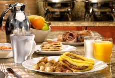 Hotel Breakfast Buffet