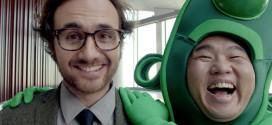 Новый рекламный ролик от Booking.com — «Booking Hero»