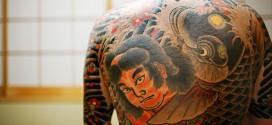 Японские отели не пускают гостей с татуировками в общественные зоны купания