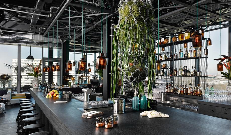 25hours Hotel Bikini Berlin - Monkey bar