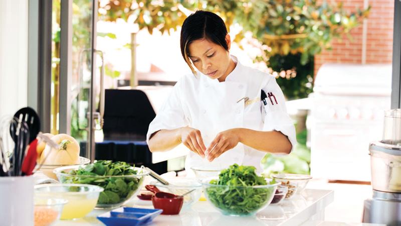 Кулинарные мастер-классы в отелях Four Seasons