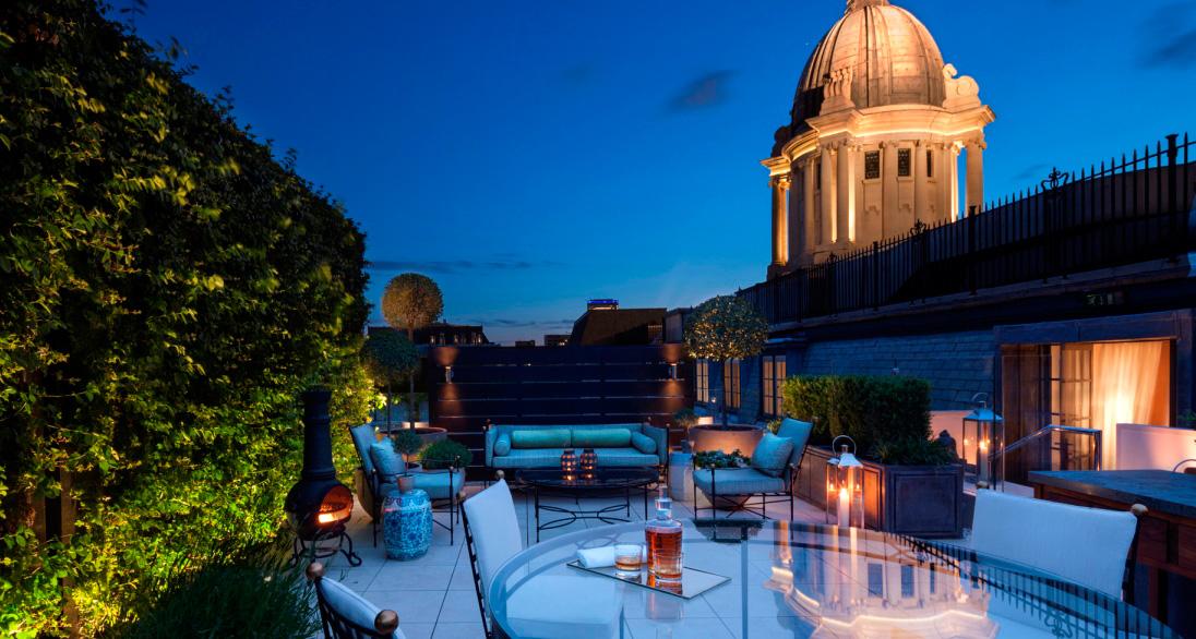 Rosewood London - Garden House Suite