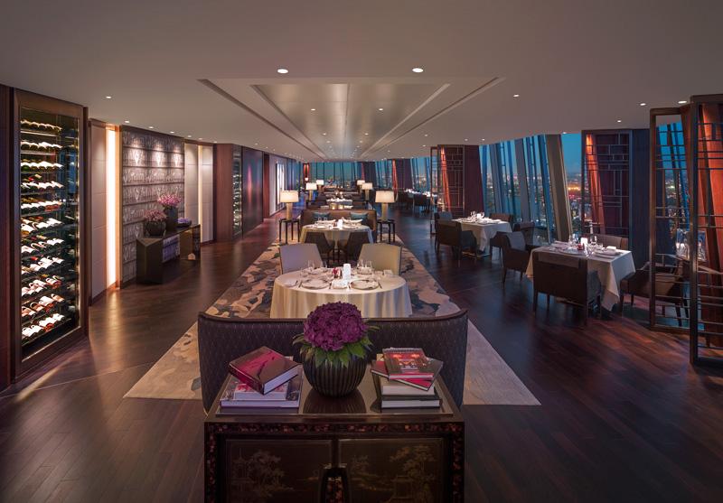 Shangri-La Hotel, At The Shard