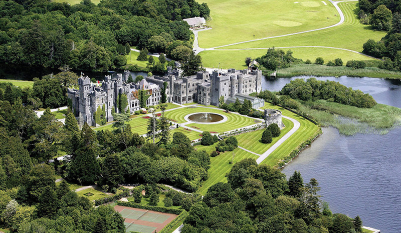 The Ashford Castle