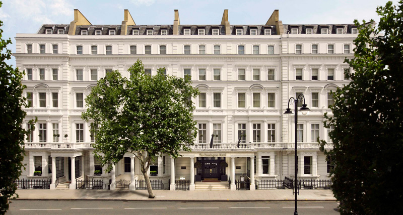 The Kensington Hotel - отель 2015 года