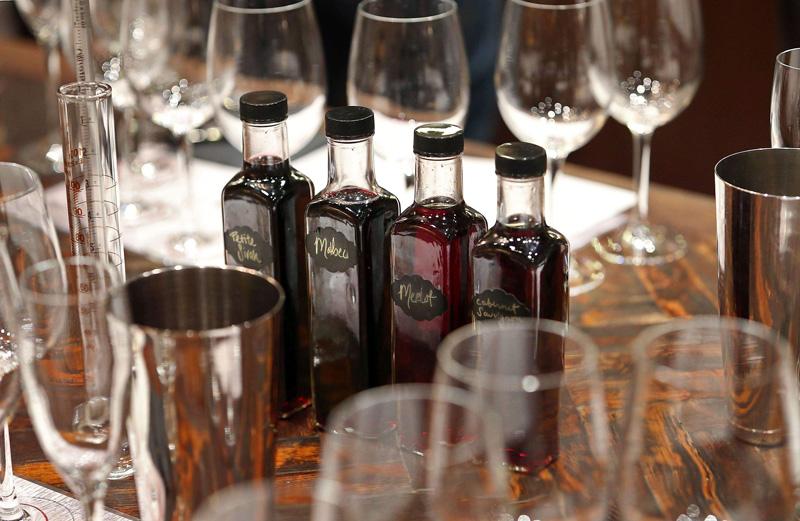 Собственное вино в Grand Bohemian Hotel