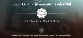 Консолидация продолжается: AccorHotels покупает Swissotel, Fairmont и Raffles