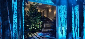 Самые оригинальные новогодние и рождественские декорации известных отелей