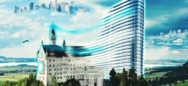 Как будет выглядеть отель будущего