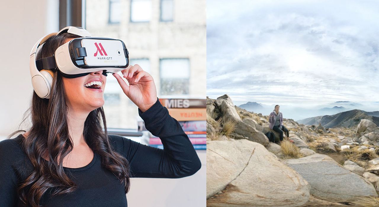 виртуальная реальность в отелях