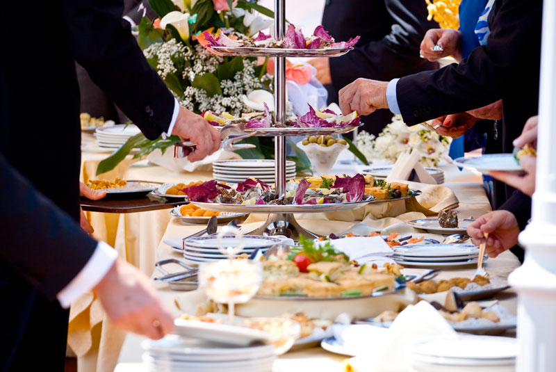 Event-Buffet-Food-Station