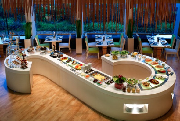 Unique-Buffet-of-Westin-Hotel-Ressort-In-Hongkong