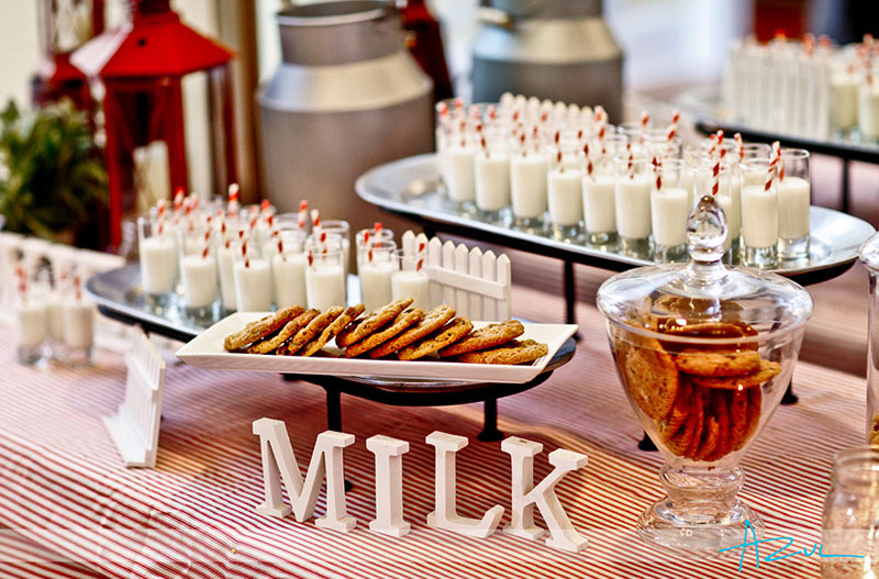 buffet-for-milk-event