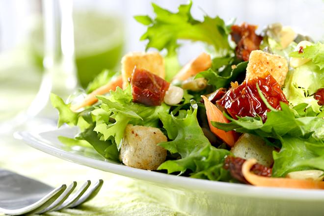 Salad-greens