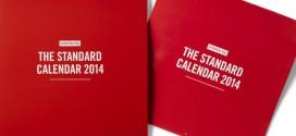 Сеть отелей «The Standard» визуализировала просьбы гостей в календаре