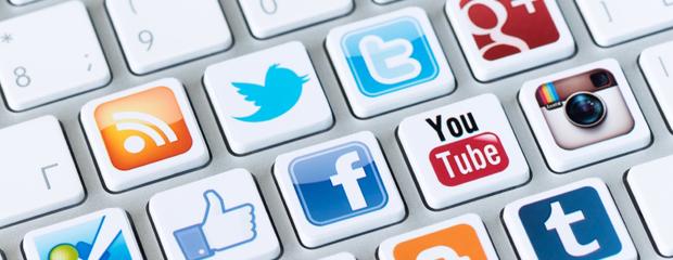 SocialMedia Keyboard