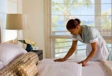 Hotel-housekeeper