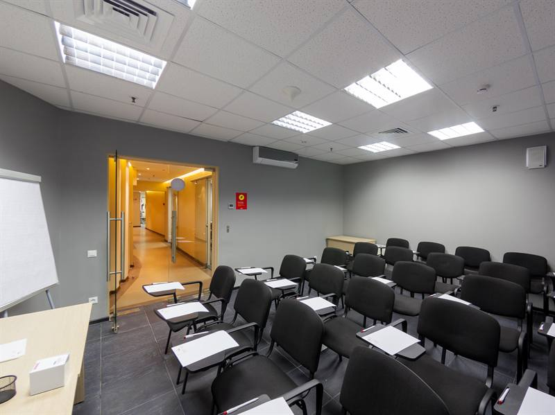 Privet Hostel Conference room