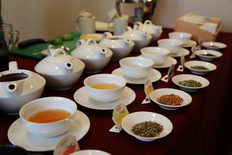 Ronnefeldt-Tea