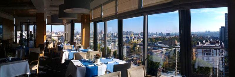 Панорамный ресторан Matisse