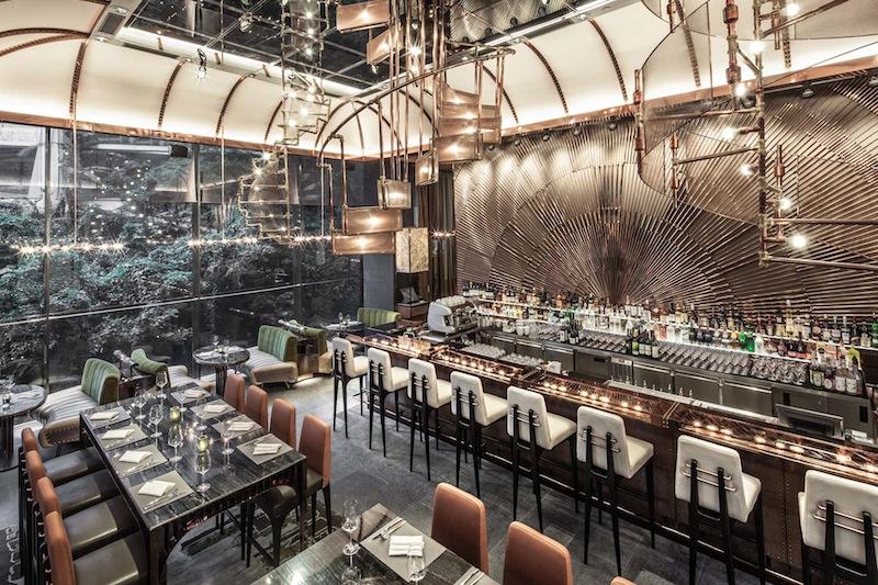 Restaurant AMMO Hong Kong