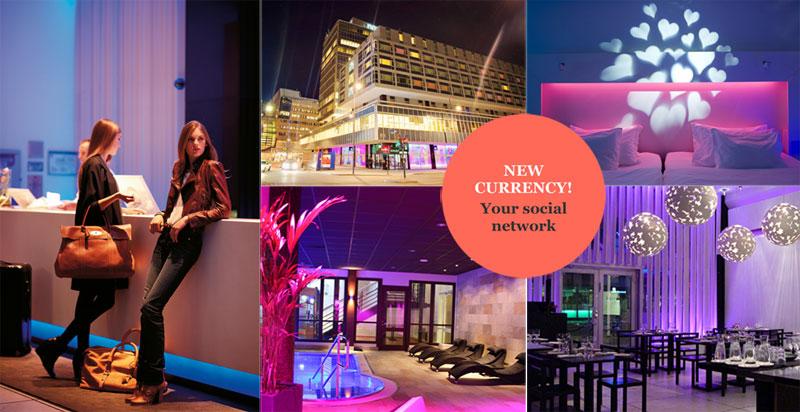 Nordic Light Hotel является одним из лучших отелей Стокгольма