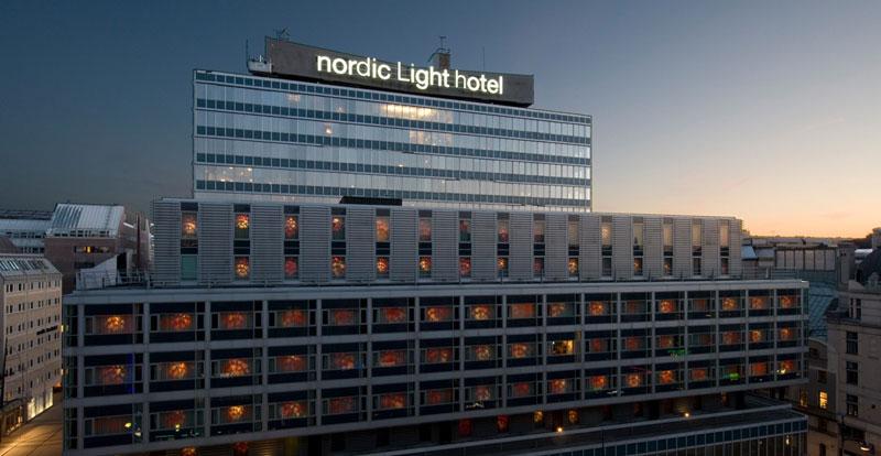 Отель Nordic Light в Стокгольме