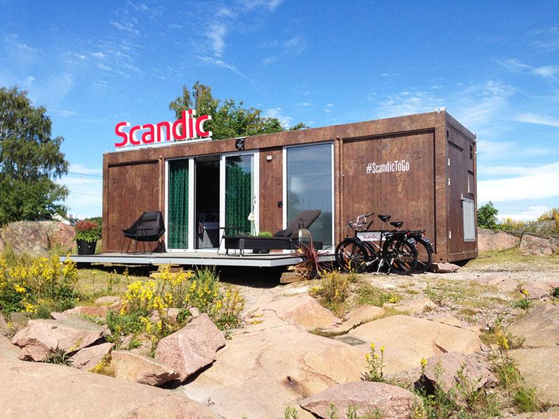 Отель Scandic To Go