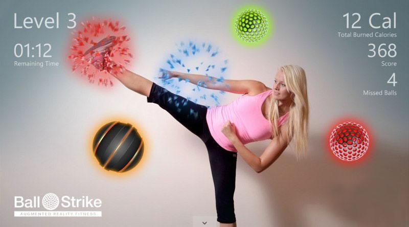 Придумайте конкурс с использованием популярных фитнес-приложений
