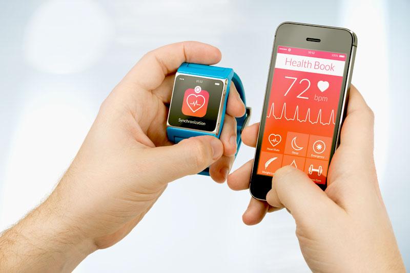 Появляется все больше приложений для контроля здоровья и отслеживания фитнес-