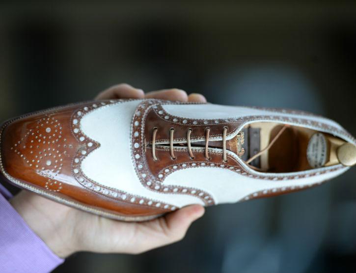 Дизайнерская обувь от Foster & So