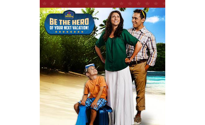 Best Western - Be a Travel Hero