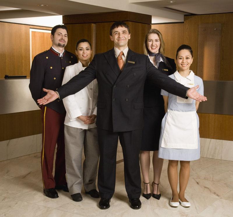Насколько ваши сотрудники приветливы и доброжелательны с гостями?