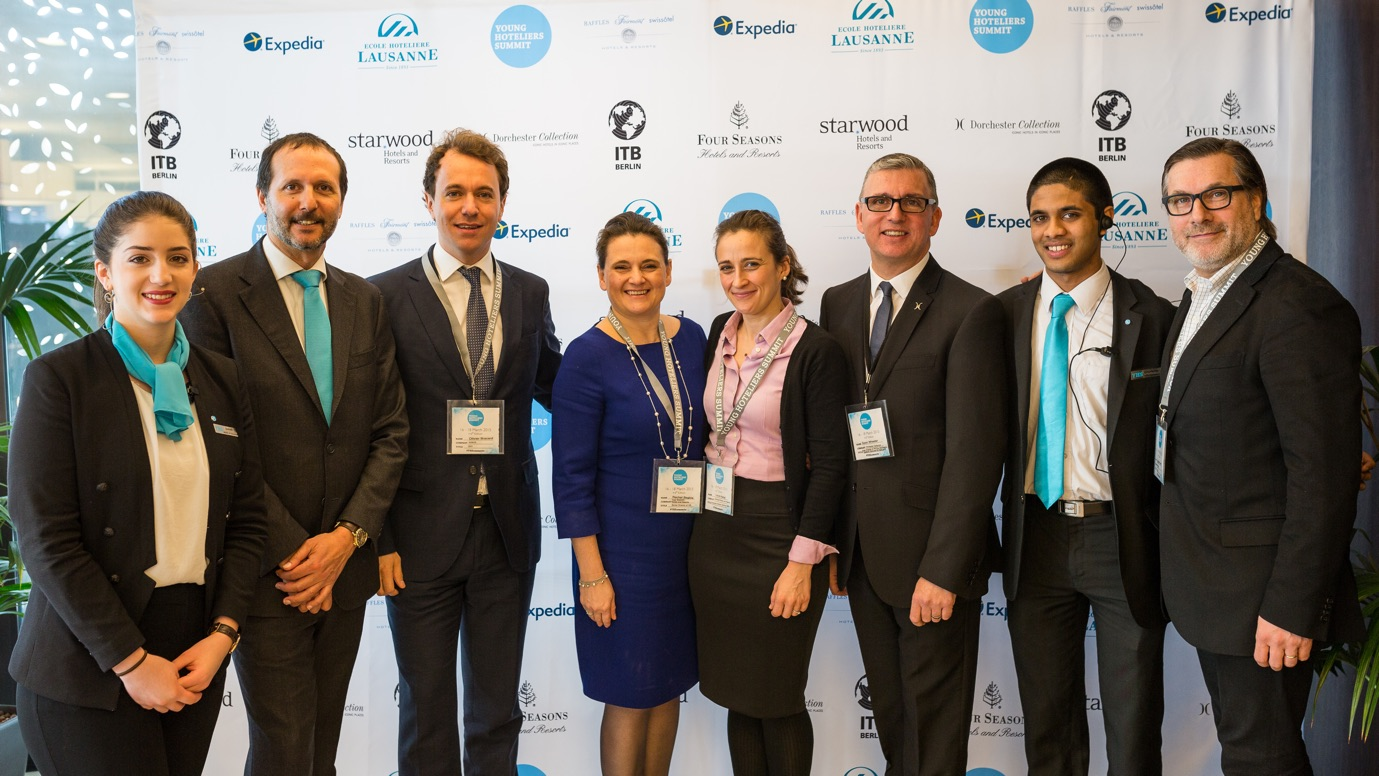 Young Hoteliers Summit 2015