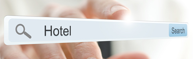 hotel booking for business travellers