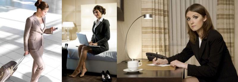Женщины и отели