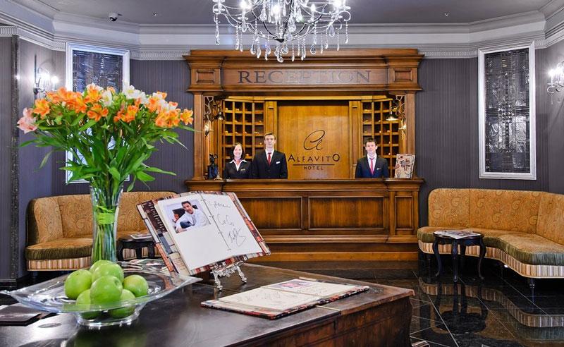 Отель Алфавито, Киев