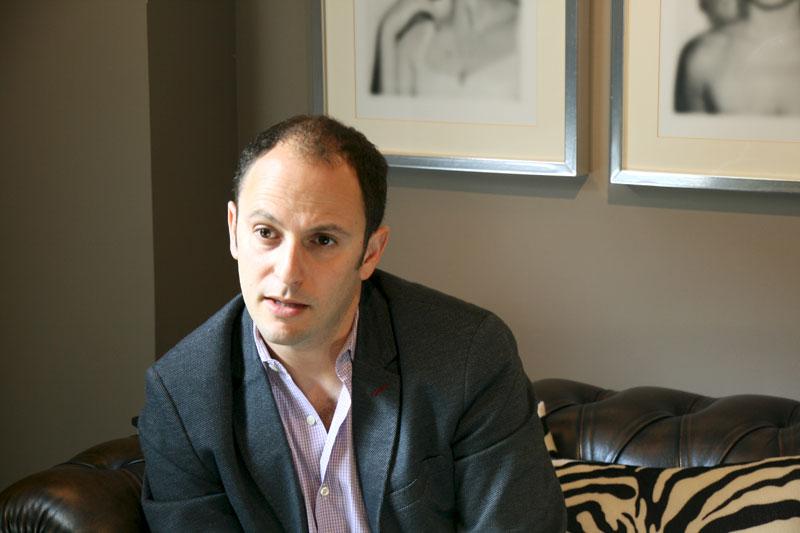 Джаред Саймон, сооснователь и главный операционный директор компании HotelTonight