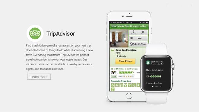 TripAdvisor Glance