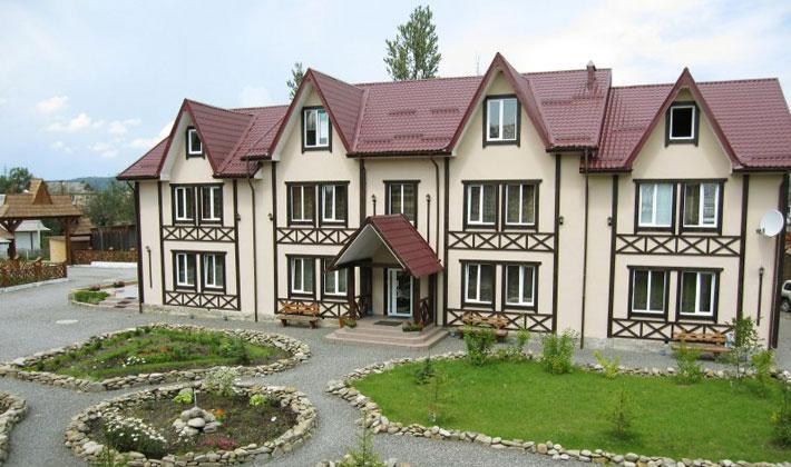 Отель Ворохта